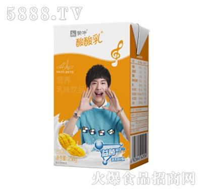 蒙牛酸酸乳芒果味乳饮品