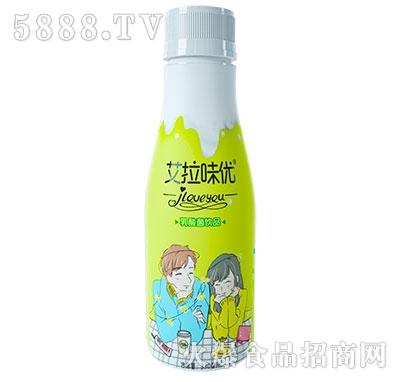 艾拉味优乳酸菌苹果味饮品330ml
