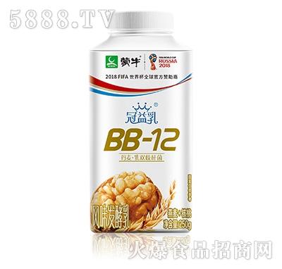 蒙牛冠益乳BB-12发酵乳燕麦核桃口味