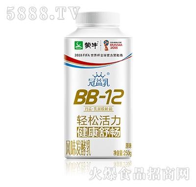 蒙牛冠益乳BB-12发酵乳原味