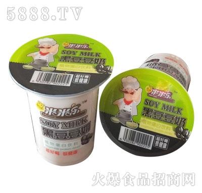 米米乐黑豆豆奶