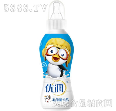 优润乳酸菌饮品原味200ml