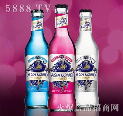 亚洲龙苏打酒