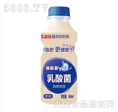 易乐多乳酸菌风味饮品340ml原味