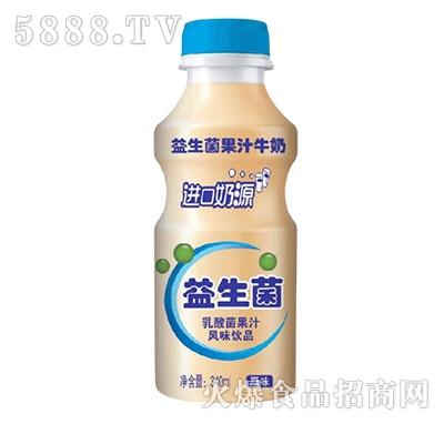 益生菌乳酸菌果汁风味饮品原味340ml