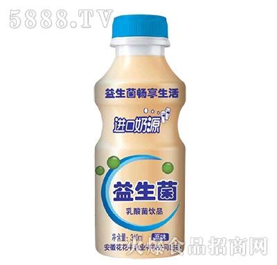 益生菌乳酸菌饮料原味340ml
