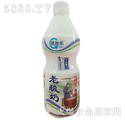 优胜乐老酸奶1.25L