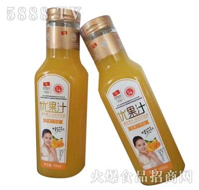 汇之果芒果汁(瓶)