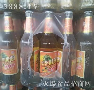 中原果园菠萝啤
