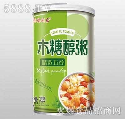 同福同乐木糖醇粥320g