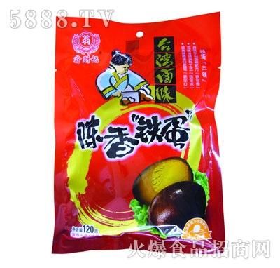 翁财记陈香铁蛋120克产品图