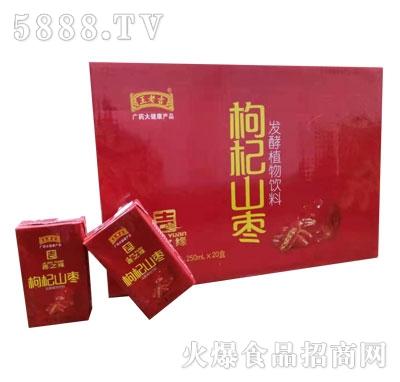 王老吉枸杞山药发酵植物饮料(箱装)