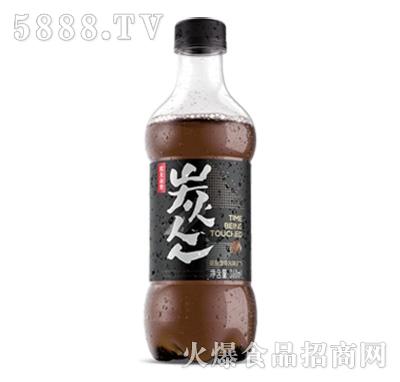 农夫山泉炭仌咖啡气泡水