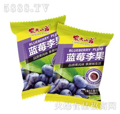 农夫山庄蓝莓李果(散装)