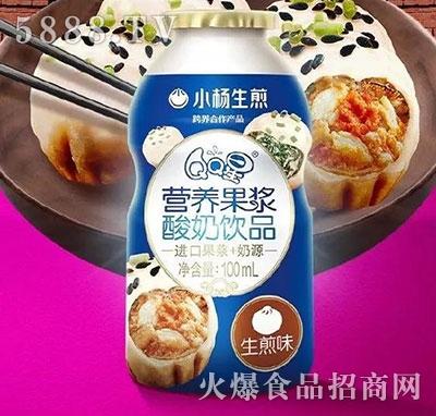 伊利QQ星酸奶生煎味100ML
