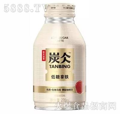 农夫山泉炭仌咖啡可乐低糖拿铁
