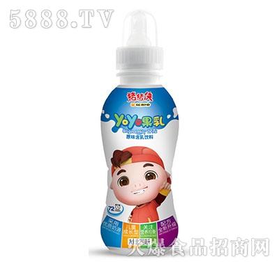 猪猪侠呦呦果乳饮品原味200ml