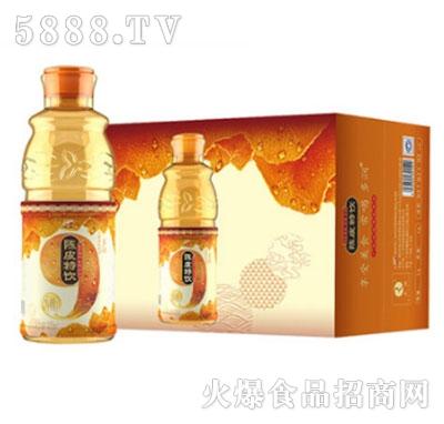 九制陈皮特饮水饮料400MLx24瓶
