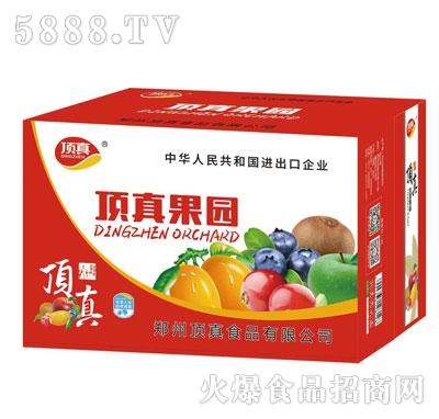 顶真果园果汁礼盒300mlX24
