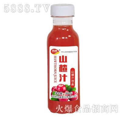 顶真山楂汁饮品300ml