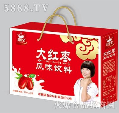 君德宝大红枣风味饮料