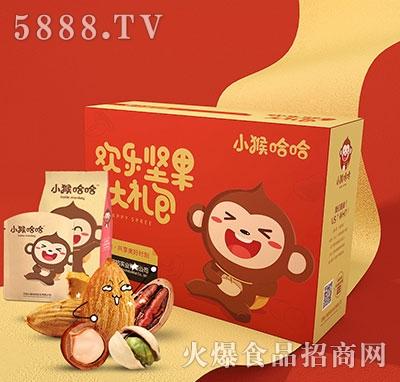 小猴哈哈欢乐坚果大礼包升级款产品图