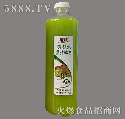 椰祥猕猴桃果汁饮料1.5L