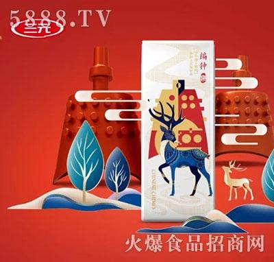 三元故宫牛奶编钟产品图
