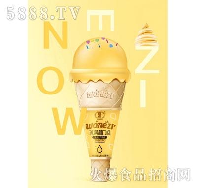 旺仔冰淇淋复合蛋白饮料原味