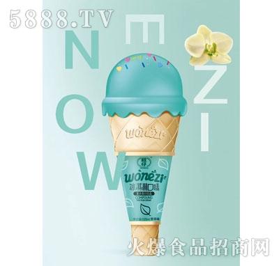 旺仔冰淇淋复合蛋白饮料香草味