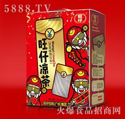 旺仔凉茶饮料355mlx16瓶