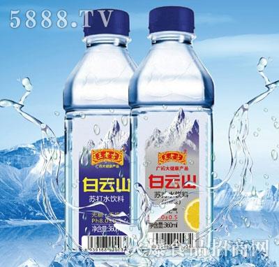 王老吉白云山苏打水饮料360ml