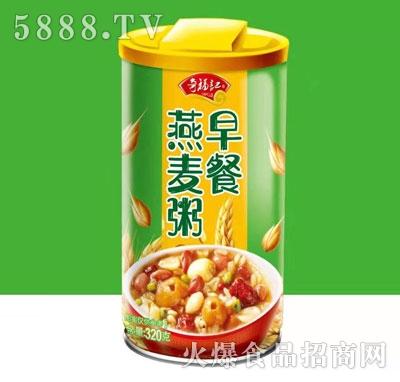 奇福记早餐燕麦粥320g