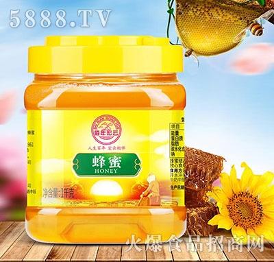 佰年宏云蜂蜜1千克