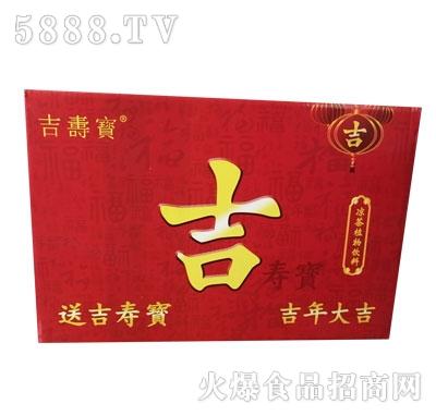 吉寿宝凉茶植物饮料(箱)