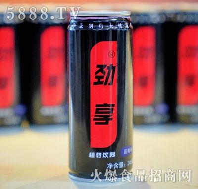 劲享植物饮料蓝莓味245ml