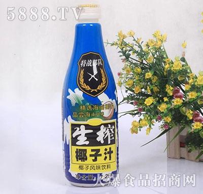 特战部队生榨椰子汁1.25L