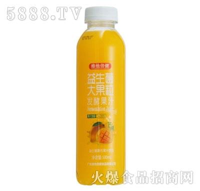 维他倍健益生菌发酵芒果汁500ml
