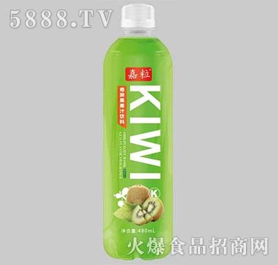 嘉粒奇异果果汁饮料480ml产品图