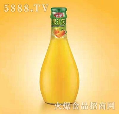 佳顿芒果汁饮料产品图