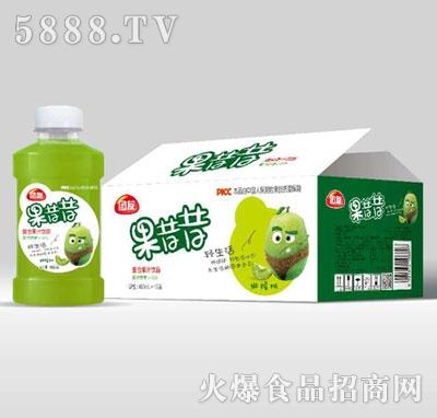 团友果昔昔猕猴桃味复合果汁饮品