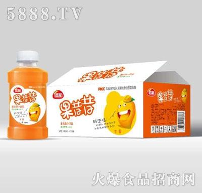 团友果昔昔芒果味复合果汁饮品