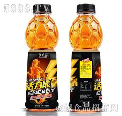 伊贰叁活力能量维生素饮料600ml