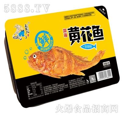 追鱼人黄花鱼豆豉味产品图