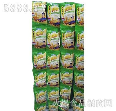 草原圣地蒙古奶茶条装产品图