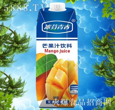 冰芬青春芒果汁饮料1000ml