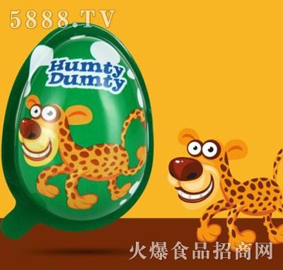 哈姆提巧克力奇趣蛋(绿)产品图