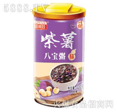 福美娃紫薯粥320g