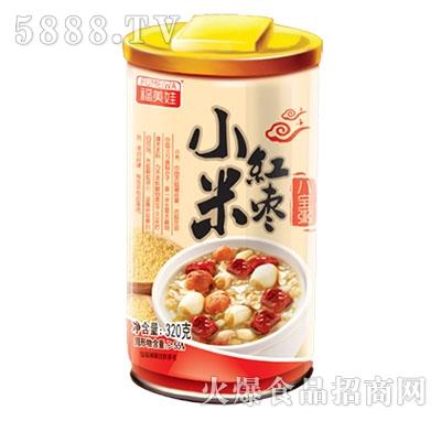 福美娃小米红枣粥320g