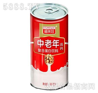 福美娃中老年核桃露240ml